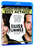 Silver Linings Playbook / Le bon côté des choses (Bilingual) [Blu-ray + DVD + Digital Copy]