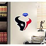 NFL Houston Texans Teammate Logo Wall Sticker Decal