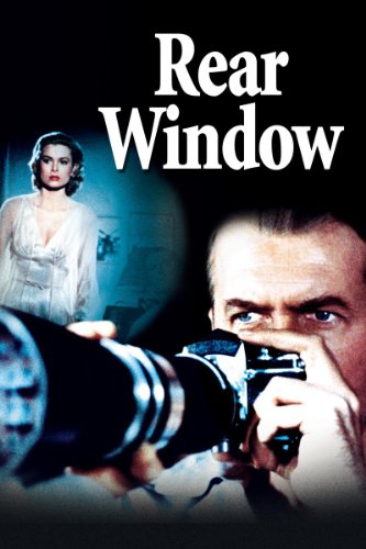 Amazon.com: Rear Window: James Stewart, Grace Kelly