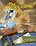img - for Allez, Viens!: Holt French Level 1 book / textbook / text book