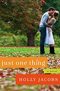 Just One Thing by Holly Jacobs ebook deal