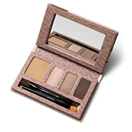 Benefit Big Beautiful Eyes Palette :  brown eye shadow eye shadow palette benefit eye shadow