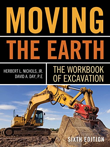 Moving The Earth: The Workbook of Excavation Sixth Edition (Septic Locator compare prices)