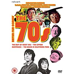 British Film Comedy: The 70s