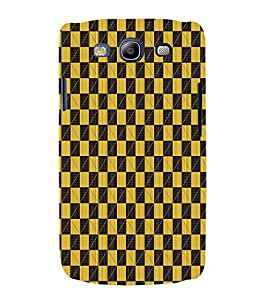 Checks Cheks Chess 3D Hard Polycarbonate Designer Back Case Cover for Samsung Galaxy S3 :: Samsung Galaxy S3 i9300