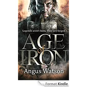 Age of Iron (Iron Age) (English Edition)