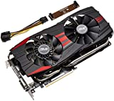 Asus R9280X-DC2T-3GD5 1070MHz 3GB GDDR 5 PCI Express Graphics Card