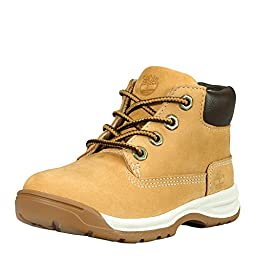 Timberland TB02584R231 Toddler\'s Timber Tykes Lace Boot Wheat 10.5 W US