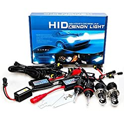 See 12V 35W 9007 AC Hid Xenon Hight / Low Conversion Kit 8000K Details