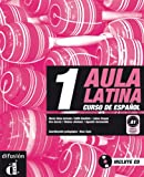 img - for Aula Latina 1. Libro del alumno + CD (Spanish Edition) book / textbook / text book