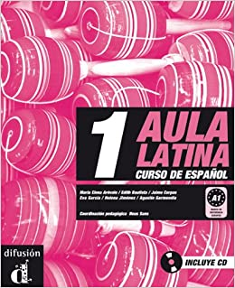 Aula Latina 1. Libro del alumno + CD (Spanish Edition): Varios Autores