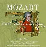 Mozart: 250th Anniversary Edition, Operas II