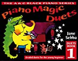 img - for Piano Magic Duets Book 1: Graded Duets for the Young Beginner (Bk. 1) book / textbook / text book