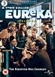 A Town Called Eureka - Season 4.0 [DVD]