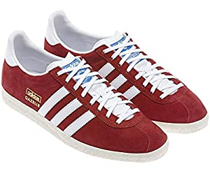 adidas Chaussure Gazelle OG University red chalk white 43 1/3