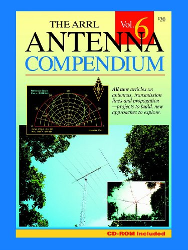 The ARRL Antenna Compendium Volume 6
