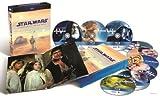 Image de Star Wars - L'intégrale de la saga - Coffret Collector 9 Blu-ray