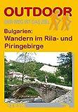 Image of Bulgarien: Wandern im Rila-und Piringebirge (OutdoorHandbuch)