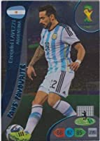 FIFA World Cup 2014 Brazil Adrenalyn XL Ezequiel Lavezzi Fans Favourite