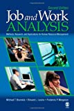img - for Job and Work Analysis: Methods, Research, and Applications for Human Resource Management book / textbook / text book