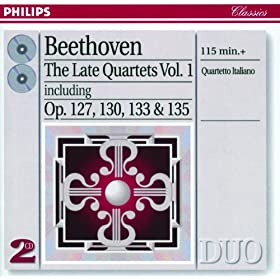 Beethoven: String Quartet No.13 in B flat, Op.130 - 5. Cavatina ( Adagio molto espressivo)