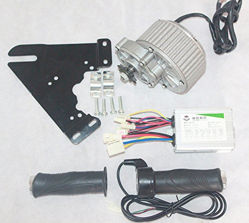 MY1018-24V36V-250W-450W-Electric-Rare-Earth-DC-Motor-Controller-Throttle-E-bike-simple-kit-Electric-Bike-Conversion-Easy-kit-MY1018