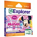 Leapfrog - 89031 - Jeu Educatif Electronique - LeapPad / LeapPad 2 /Leapster Explorer Jeu - Minnie Mouse