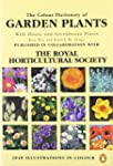 THE COLOUR DICTIONARY OF GARDEN PLANT...