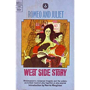 an analysis of the west side story an adaption of romeo and juliet The contemporary adaptation of this timeless classic alters details and  we  have so large base of authors that we can prepare a unique summary of any  book  west side story maintains romeo and juliet's intricate and exciting plot  using.