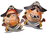 Chocolate pirates - Bulk box of 75