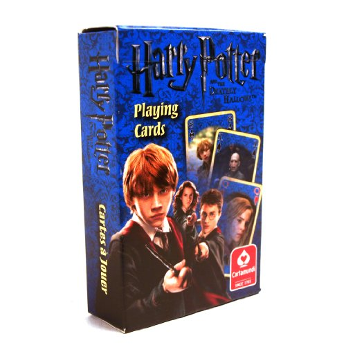 Harry Potter & The Deathly Hallows Playing Cards Part 2