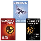 Suzanne Collins The Hunger Game Collection 3 Books Set (Mockingjay, Catching Fire and [paper back] The Hunger Games)