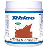 Rhino HEALTH ENERGY-Herbal Nutritional Drink Having Soy Protein (500 Grams)