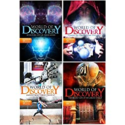 World of Discovery: Science - 4 Disc Collector's Edition (Amazon.com Exclusive)
