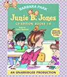 Park Junie B. Jones Collection: Books 1-8: #1 Stupid Smelly Bus; #2 Monkey Business; #3 Big Fat Mouth; #4 Sneaky Peaky Spyi Ng; #5 Yucky Blucky Fruitcake;