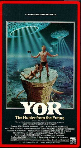 Yor, The Hunter from the Future [VHS]