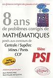 echange, troc Jean Franchini, Jean-Claude Jacquens - Mathématiques filière PSI