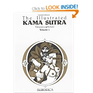 illustrated kama sutra vatsyayana pichard 9781561630127 books. Black Bedroom Furniture Sets. Home Design Ideas