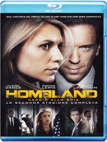 HomelandStagione02 [Blu-ray] [Import anglais]