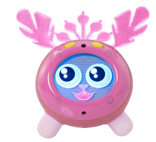 Fijit Friends Yippits Patter Figure (Pink)