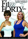 Fit at Forty Plus: Beginner / Intermediate Workout [DVD] [Import]