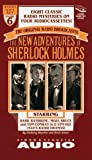 The NEW ADVENTURES OF SHERLOCK HOLMES GIFT SET VOLUME 6