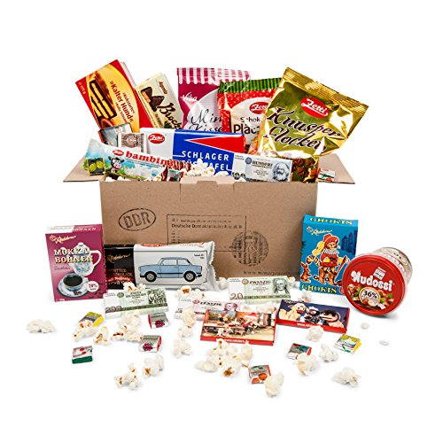 East Germany Sweets Box GDR