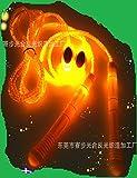 光の円舞 LED 縄跳び 舞台 コスプレ 使い方無限大 (黄)