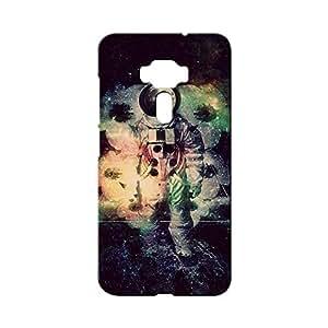 BLUEDIO Designer Printed Back case cover for Asus Zenfone 3 (ZE520KL) 5.2 Inch - G3338