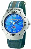 Kahuna 252-3003G Gents blue velcro strap watch