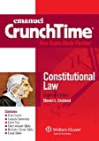 Crunchtime: Constitutional Law, Eleventh Edition