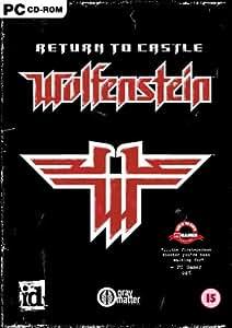 Return to Castle Wolfenstein (PC CD)