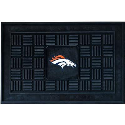 Fanmats Denver Broncos Medallion Door Mat