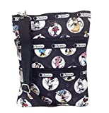 LeSportsac Disney Minnie Mouse Kasey Crossbody Bag, Celebrate Minnie